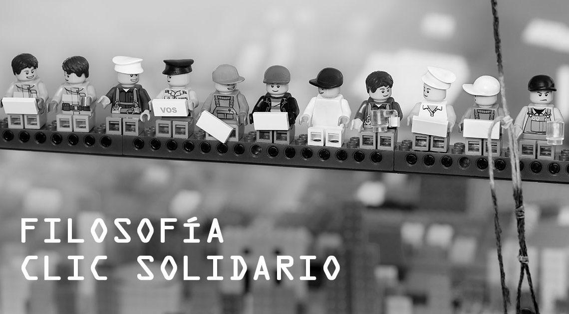 Filosofía Clic Solidario