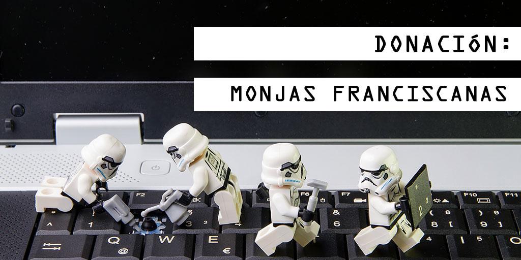 Adglow - Donación Monjas Franciscanas