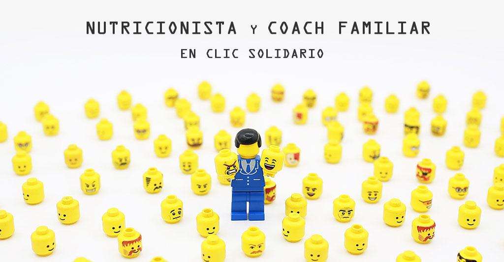 Nutricionista y coach familiar