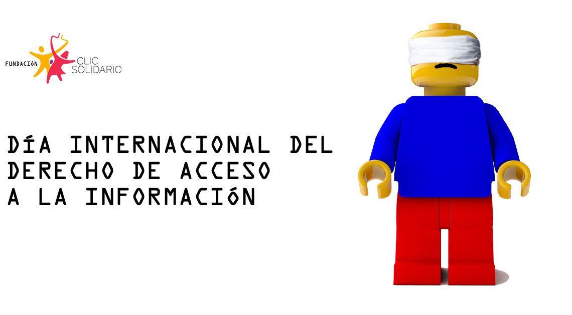 Día internacional Derecho a la Información